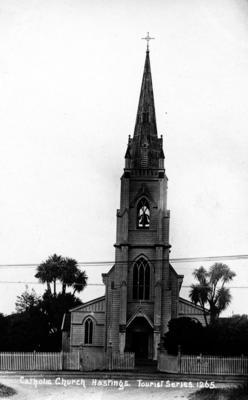 Catholic Church, Hastings