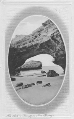 Postcard, Cape Kidnappers