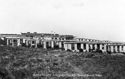 Sanatorium, Waipukurau