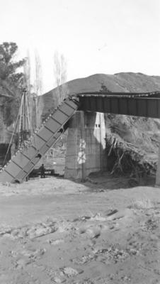 Napier to Gisborne Railway Line, Kopuawhara Bridge