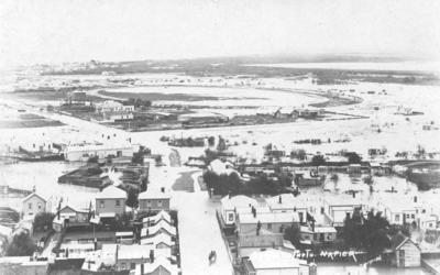 Flooding, Napier; Sorrell & Son