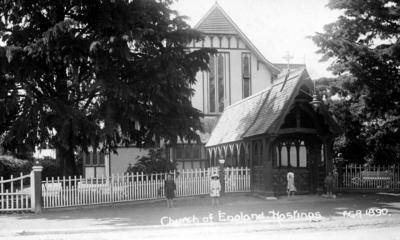 St Matthew's Church, Hastings; Radcliffe, Frederick George