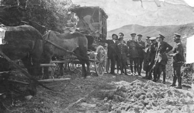 Cobb Coach, Gisborne to Wairoa Road