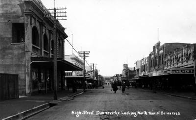 High Street, Dannevirke