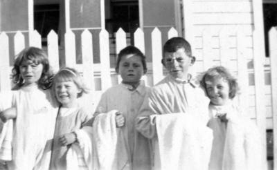 Ready for Baths, St Hilda's Children's Home