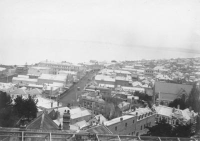 View of Napier