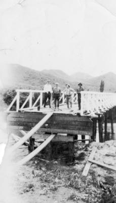 Wharekawa Stream Bridge