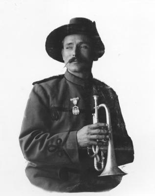 Portrait of Elias Chegwidden