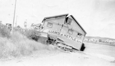 Williams and Kettle Building, Wairoa