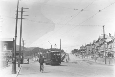 Riddiford Street and Russell Street, Wellington