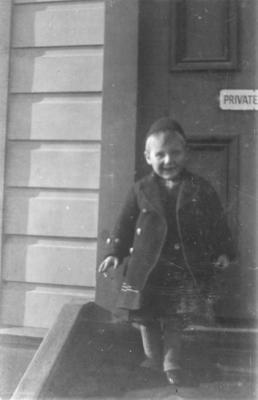Portrait of Arthur Chegwidden