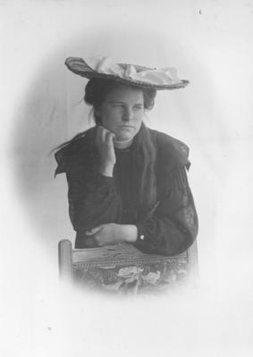 Portrait of Martha Chegwidden