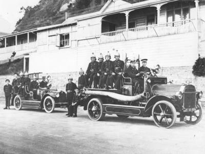 Napier Volunteer Fire Brigade