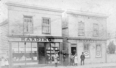 R C Harding, Hastings Street, Napier