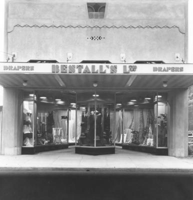 Bestall's Limited, Hastings Street, Napier; 50/139