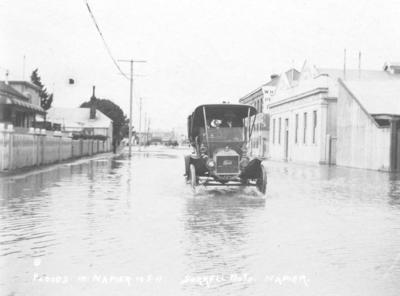 Flood, Napier; Sorrell & Son; 51/72