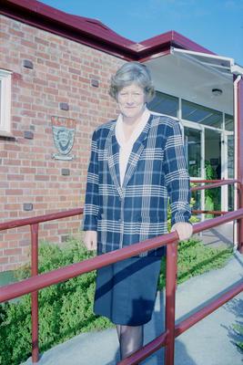 Taking Over, Marilyn Scott, Colenso High School, Napier