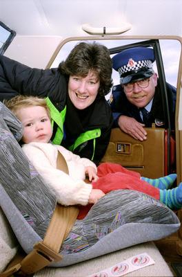Car Seat Restraint, Josh O'Neill, Napier