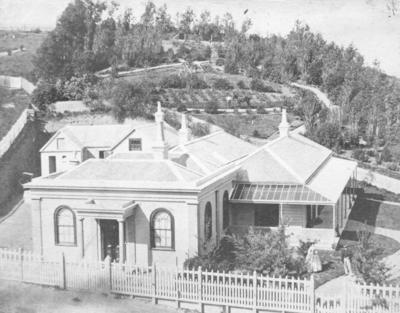 Union Bank of Australia, Shakespeare Road, Napier