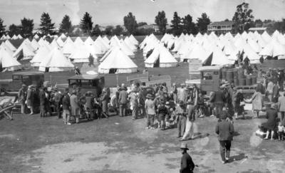 Refugee Camp, Nelson Park