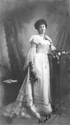 Wedding Portrait, Kate Lewis