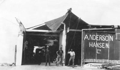 Anderson and Hansen Limited