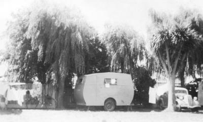 Lowry's Camp, George's Drive, Napier; Newport, Rex Frederick