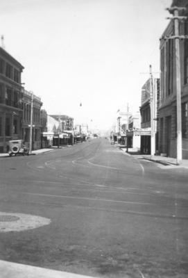 Dickens Street, Napier; Newport, Rex Frederick