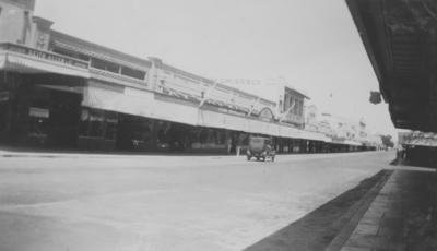 Emerson Street, Napier; Newport, Rex Frederick