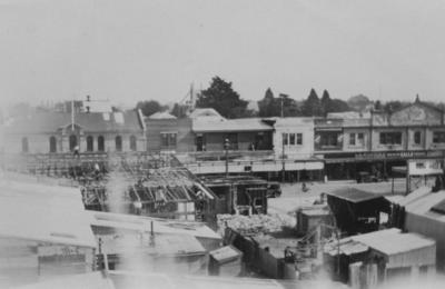 Heretaunga Street, Hastings; Newport, Rex Frederick