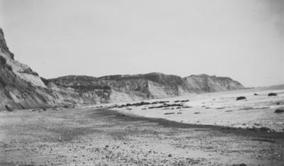 View of Cape Kidnappers, Hawke's Bay