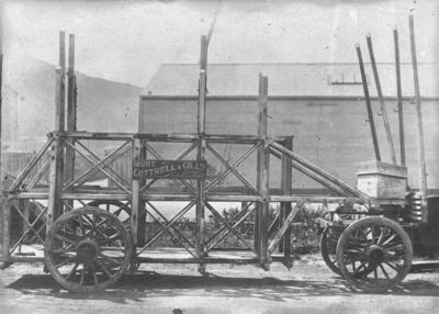 Munt Cottrell and Company Limited vehicle, unidentified location