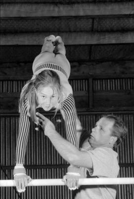 Top Tips, Gymnastics Coach, Steve Gerlach