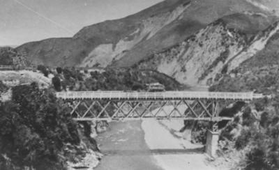 Bridge, Kuripapango, Hawke's Bay