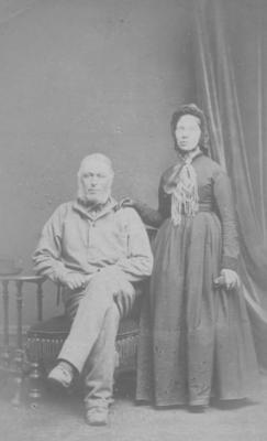 Alfred and Sarah Lambert