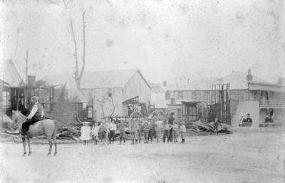Coffee Palace, Napier
