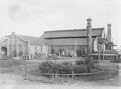 Napier Gas Works, Napier
