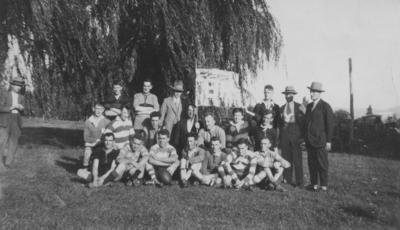 Fruitgrowers Football Team, Hastings