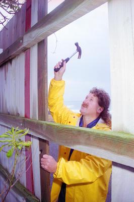 Maintenance Supervisor, Keith Mitchell