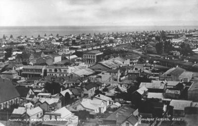 View of Napier; Frank Duncan & Co
