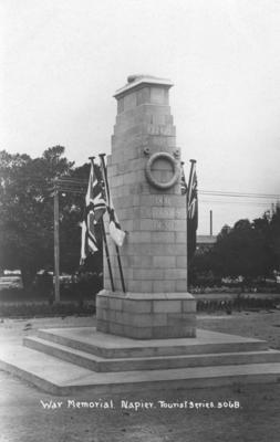 Cenotaph, Napier