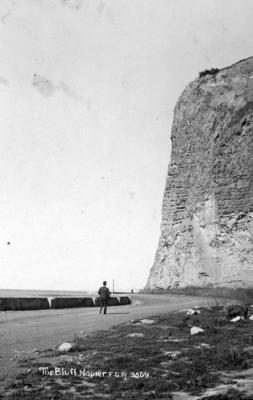 The Bluff, Napier