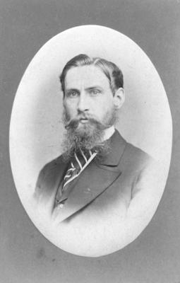 Portrait of Herbert Bradley