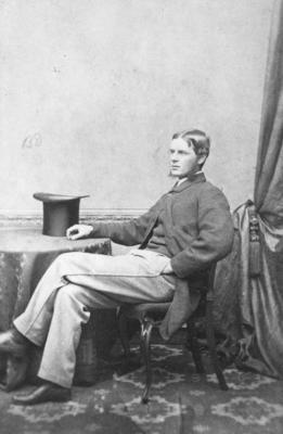 Portrait of Ben Dawson