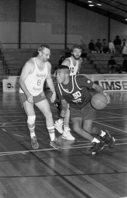 Basketball, Leon Pohe