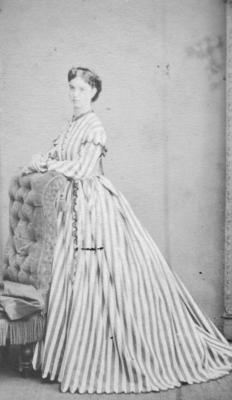 Portrait of Lucy Dawes
