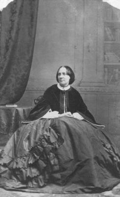 Portrait of Mrs Sampson-Lloyd