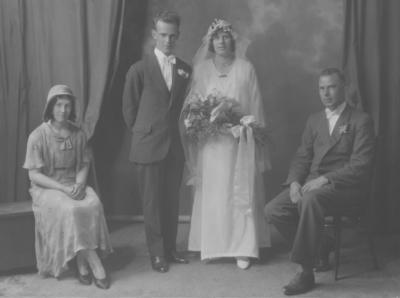 Arthur Alfred Lambert and Carolina Dorothea Lange