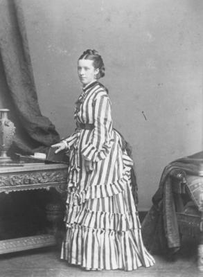 Portrait of Miss Mildred Kebeworth