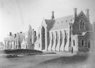 Council Chambers, Christchurch